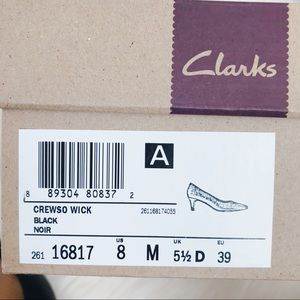 ec6873175a0d Clarks Shoes - Clarks Crewso Wick Women s Pump
